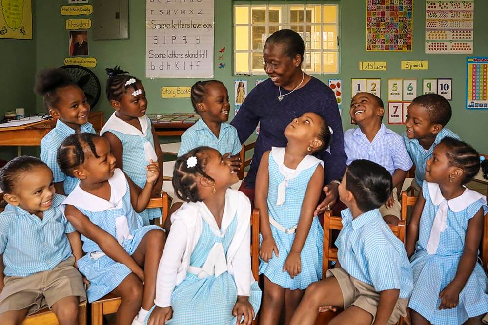 30-årsjubileum i Trinidad