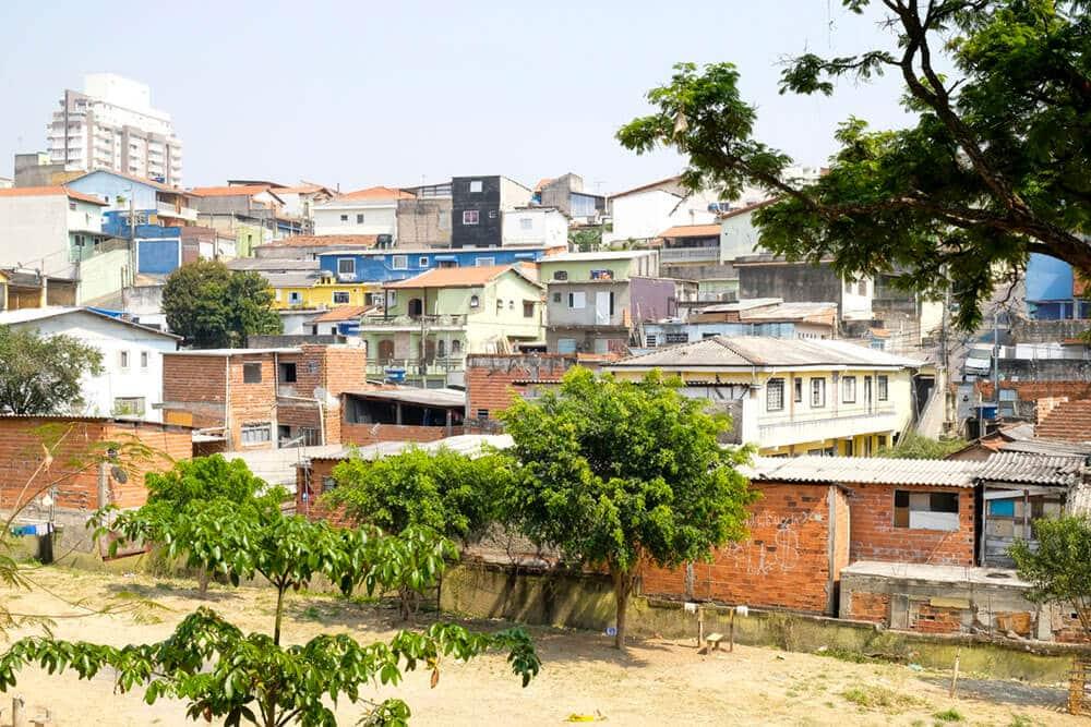 Slummens fristäder räcker inte till