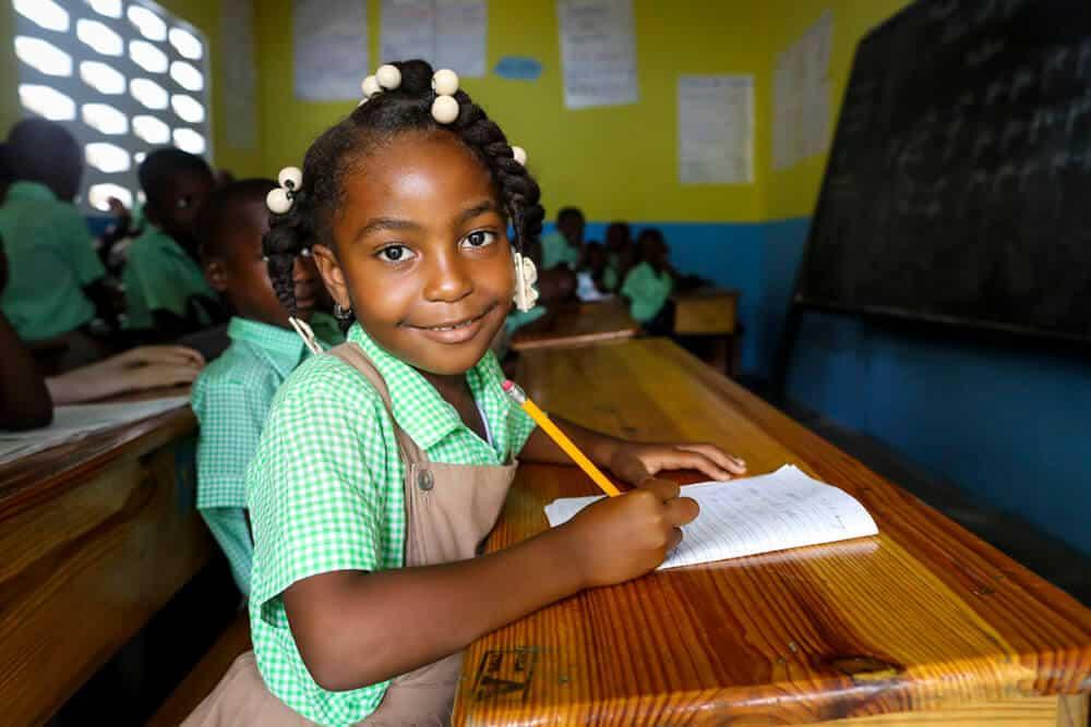 Fleuront i Haiti