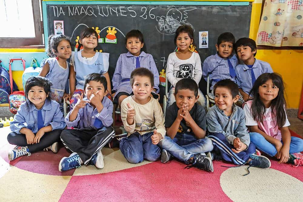 Hjälp oss färdigställa Albas skola!