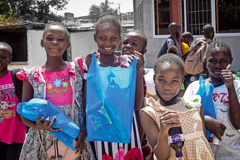 Så har vi hjälpt Kenyas utsatta flickor