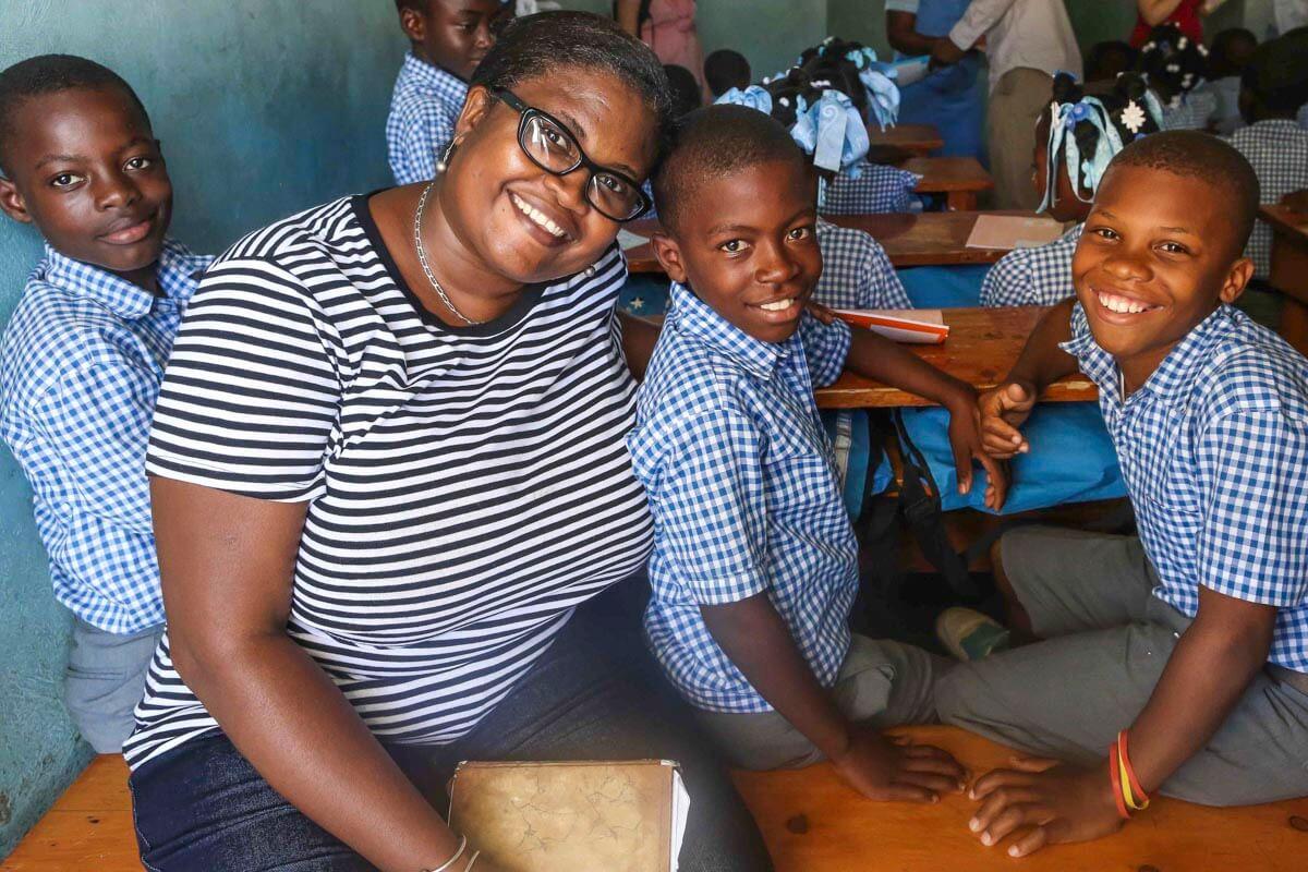 Avsnitt 15, 2021 – Haiti & Myrtha Dor
